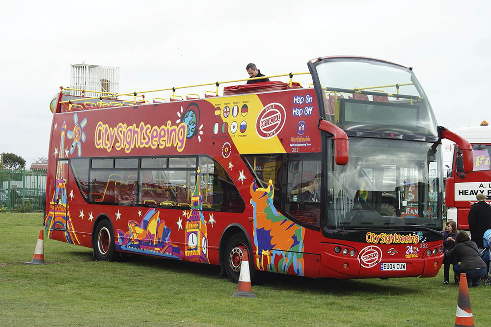 CITY SIGHTSEEING 1