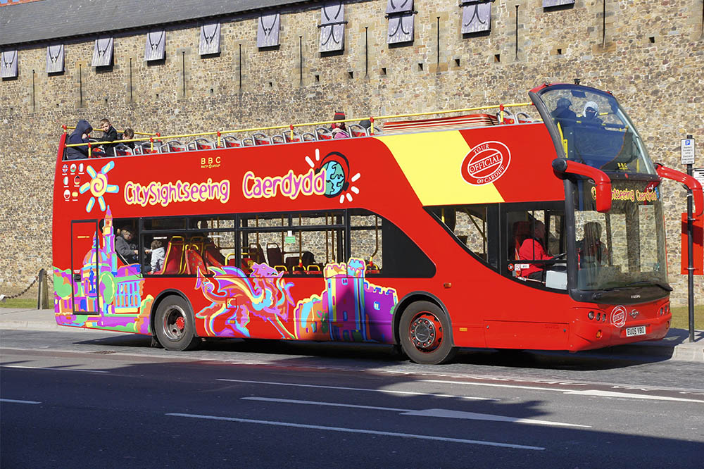 CITY SIGHTSEEING 2